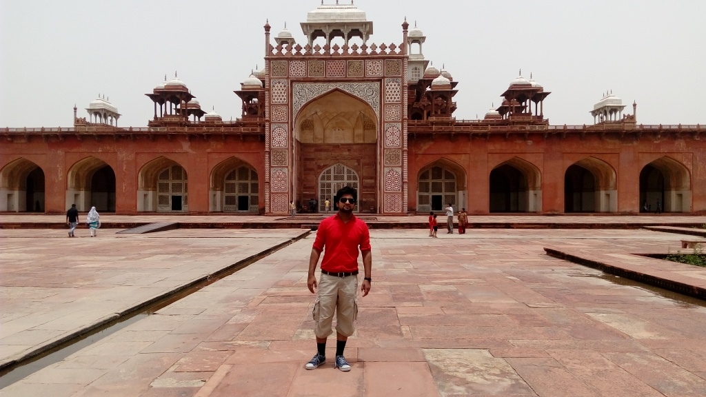 goindiayatra, travelinindia, sikandra, akbar tomb