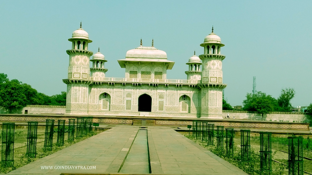 Itimad-ud-Daulah Tomb (Baby Taj) – The First miniature of Taj Mahal.