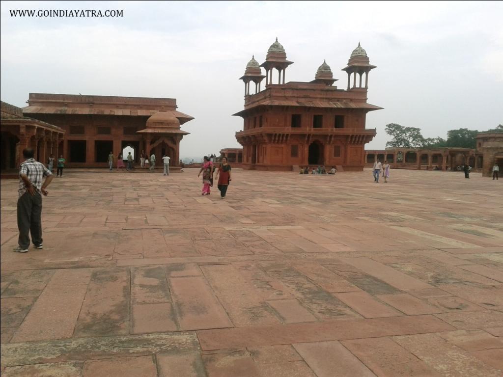 Diwan-e-aam, fatehpur sikri fort
