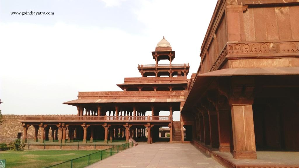 Fatehpur Sikri Fort – The Abandoned city of Mughals