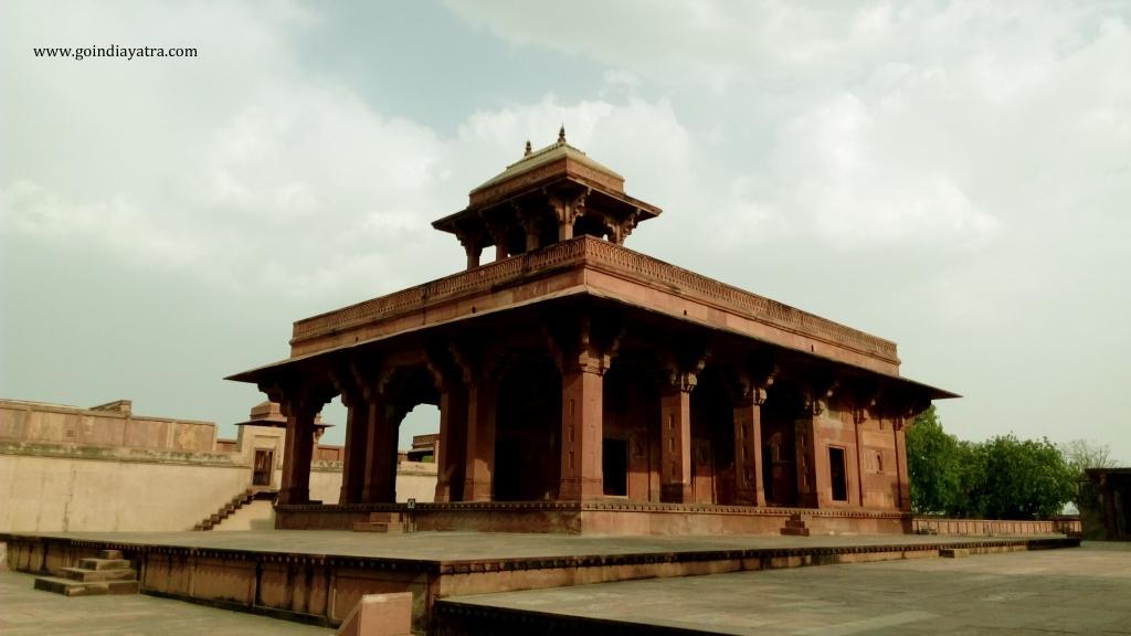 fatehpur sikri palace, akbar fort